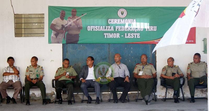 FETU Halo Seremonia Offisializa ba Estabelesementu Federasaun