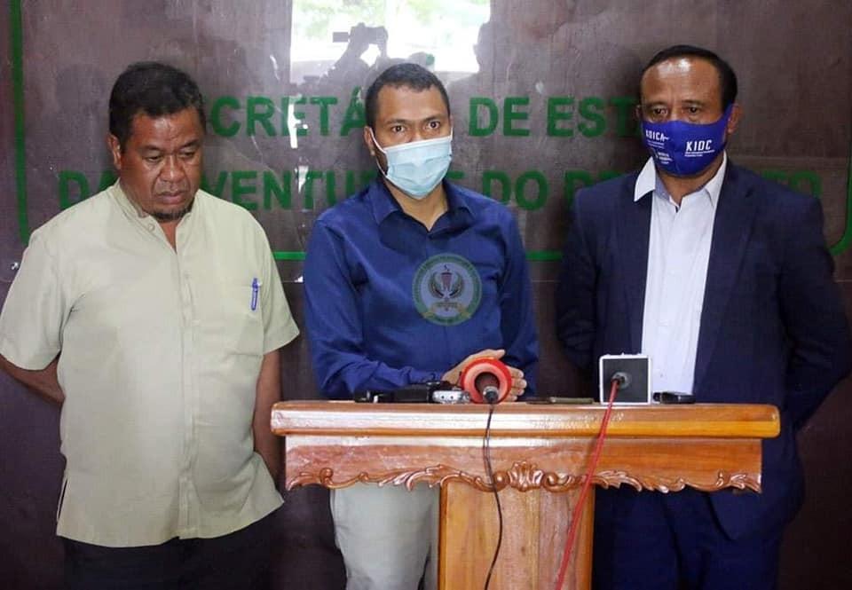 FFTL, LFTL no SEJD Komprometidu Garante Realizasaun Liga Futebol Iha Timor-Leste