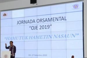 Governu hahu preparasaun kona-ba OJE tinan 2019 nian